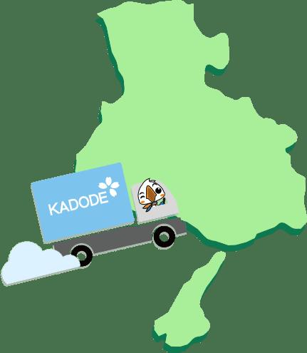兵庫県の地図1