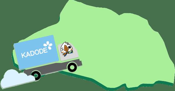 埼玉県の地図1