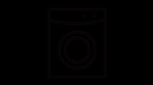 洗濯機のアイコン