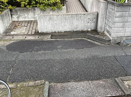 兵庫県不用品回収後