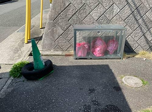 東京都足立区不用品回収後