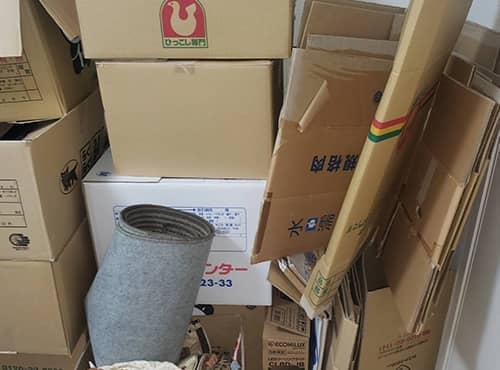 埼玉県熊谷市不用品回収前