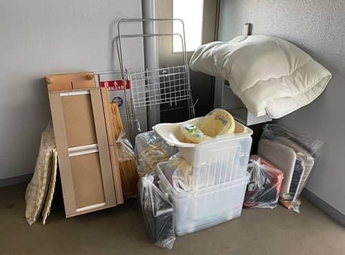 東京都新宿区不用品回収前