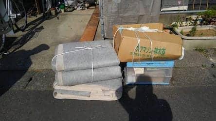 静岡県焼津市不用品回収前画像