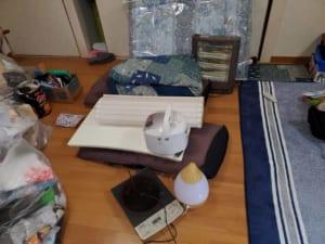 神奈川県川崎市中原区不用品回収前画像
