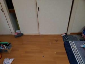 神奈川県川崎市中原区不用品回収後画像