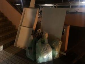 千葉県千葉市緑区不用品回収前画像