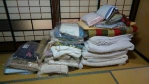 静岡県浜松市天竜区不用品回収前画像