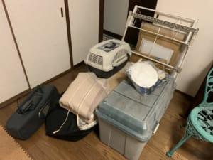 神奈川県相模原市中央区周辺不用品回収前画像