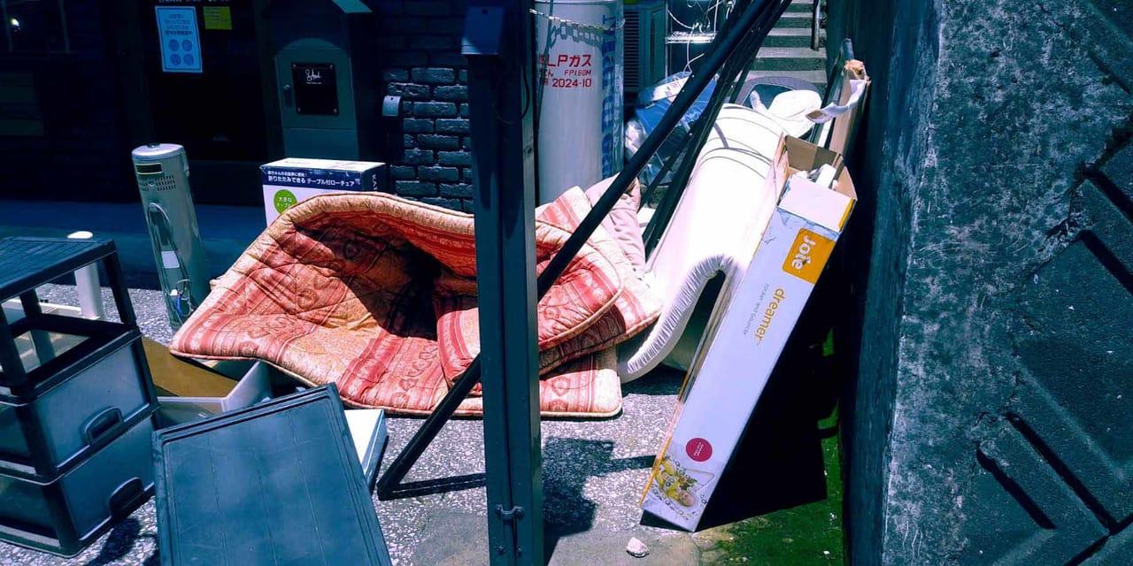鹿児島県姶良市周辺不用品回収前画像
