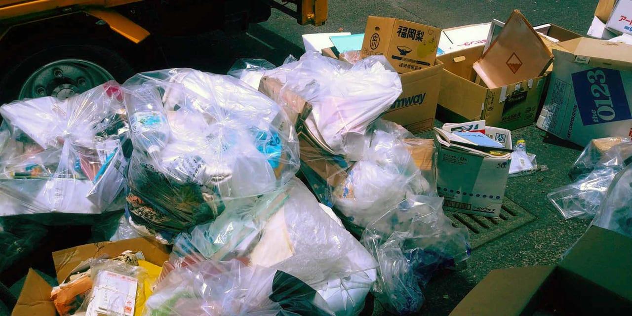 鹿児島県鹿屋市周辺不用品回収前画像