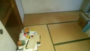 長崎県大村市周辺不用品回収後画像