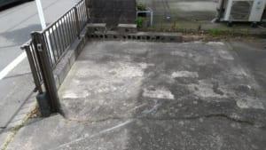 宮崎県都城市不用品回収後画像