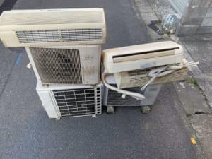 千葉県市川市不用品回収前画像