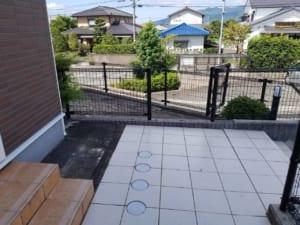 佐賀県鳥栖市不用品回収後画像