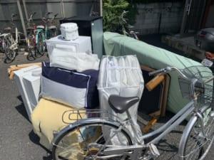埼玉県さいたま市南区不用品回収前画像
