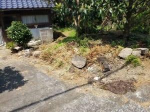 佐賀県小城市周辺不用品回収後画像