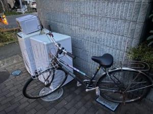 埼玉県川越市周辺不用品回収前画像