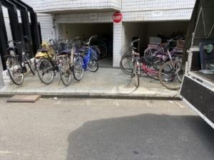 埼玉県川越市周辺不用品回収後画像