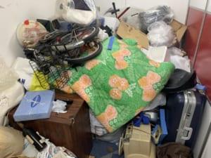 埼玉県さいたま市浦和区周辺不用品回収前画像