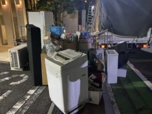埼玉県さいたま市岩槻区周辺不用品回収前画像