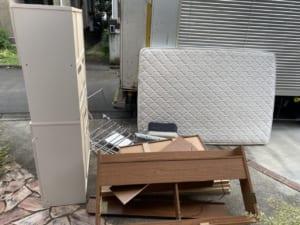 埼玉県所沢市不用品回収前画像