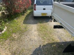 佐賀県伊万里市不用品回収後画像