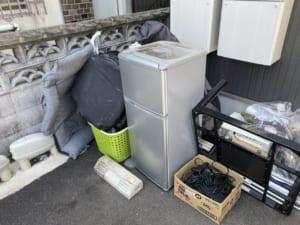 佐賀県鳥栖市周辺不用品回収前画像
