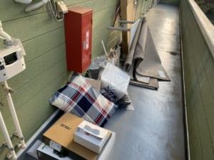 埼玉県さいたま市南区不用品回収後画像