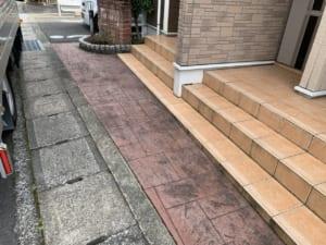 三重県四日市市周辺不用品回収後画像