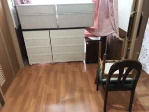 滋賀県大津市不用品回収前画像