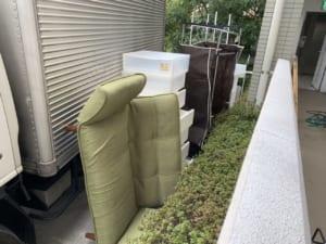 東京都墨田区周辺不用品回収前画像