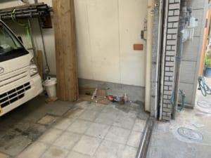 東京都足立区周辺不用品回収後画像