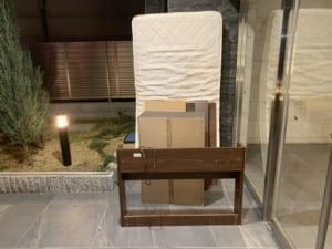 東京都葛飾区周辺不用品回収前画像