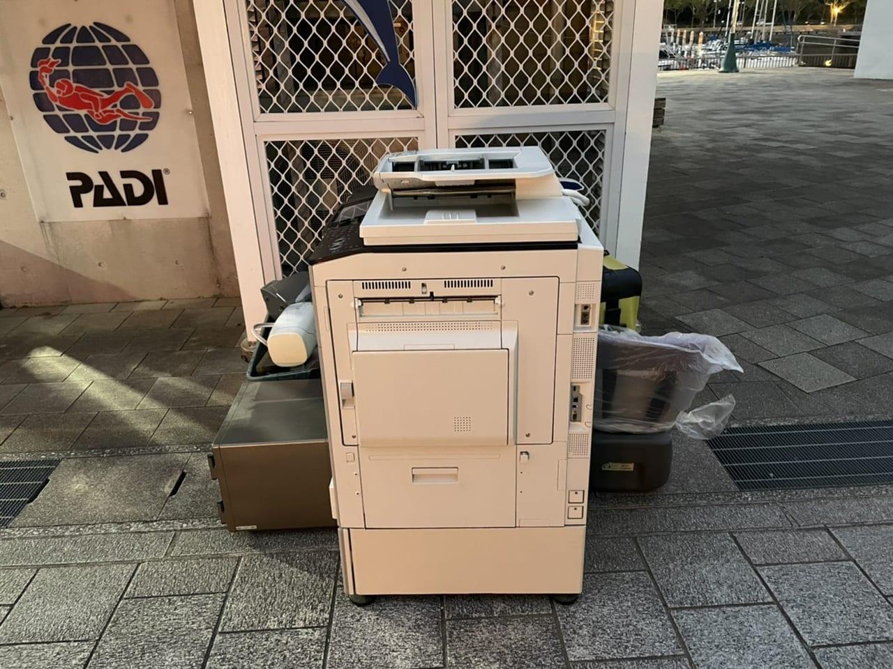 滋賀県大津市周辺不用品回収前画像
