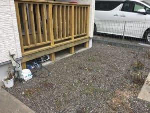奈良県天理市周辺不用品回収後画像