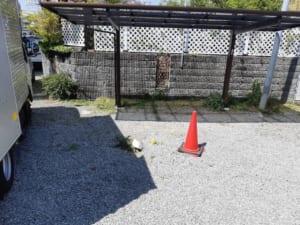 兵庫県尼崎市不用品回収後画像