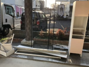 愛知県一宮市不用品回収前画像