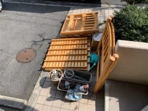 奈良県橿原市周辺不用品回収前画像