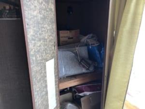 兵庫県神戸市北区周辺不用品回収前画像