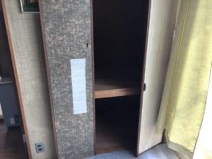 兵庫県神戸市北区周辺不用品回収後画像