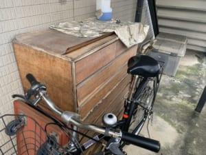 神奈川県横浜市港北区周辺不用品回収前画像