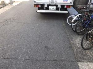神奈川県横須賀市周辺不用品回収後画像