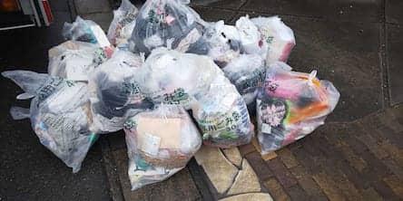 奈良県天理市周辺不用品回収前画像