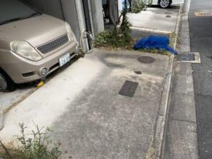 大阪府吹田市不用品回収後画像