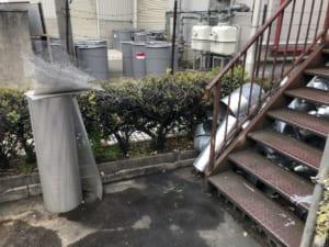 大阪府豊中市不用品回収後画像