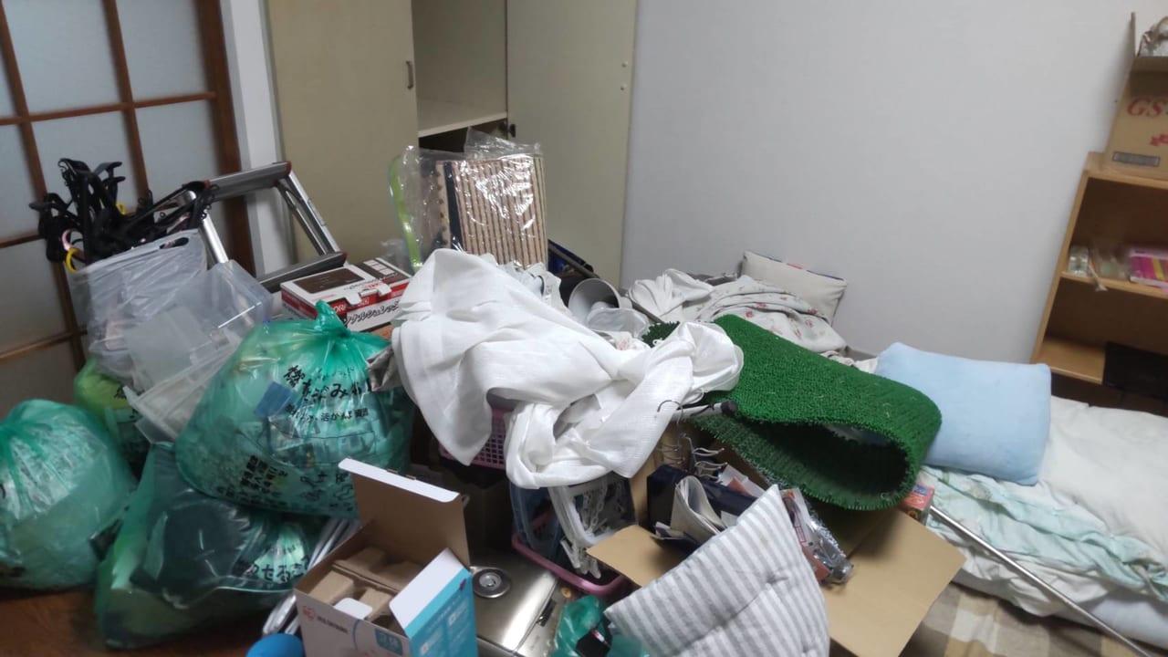 香川県高松市周辺のM様不用品回収前画像