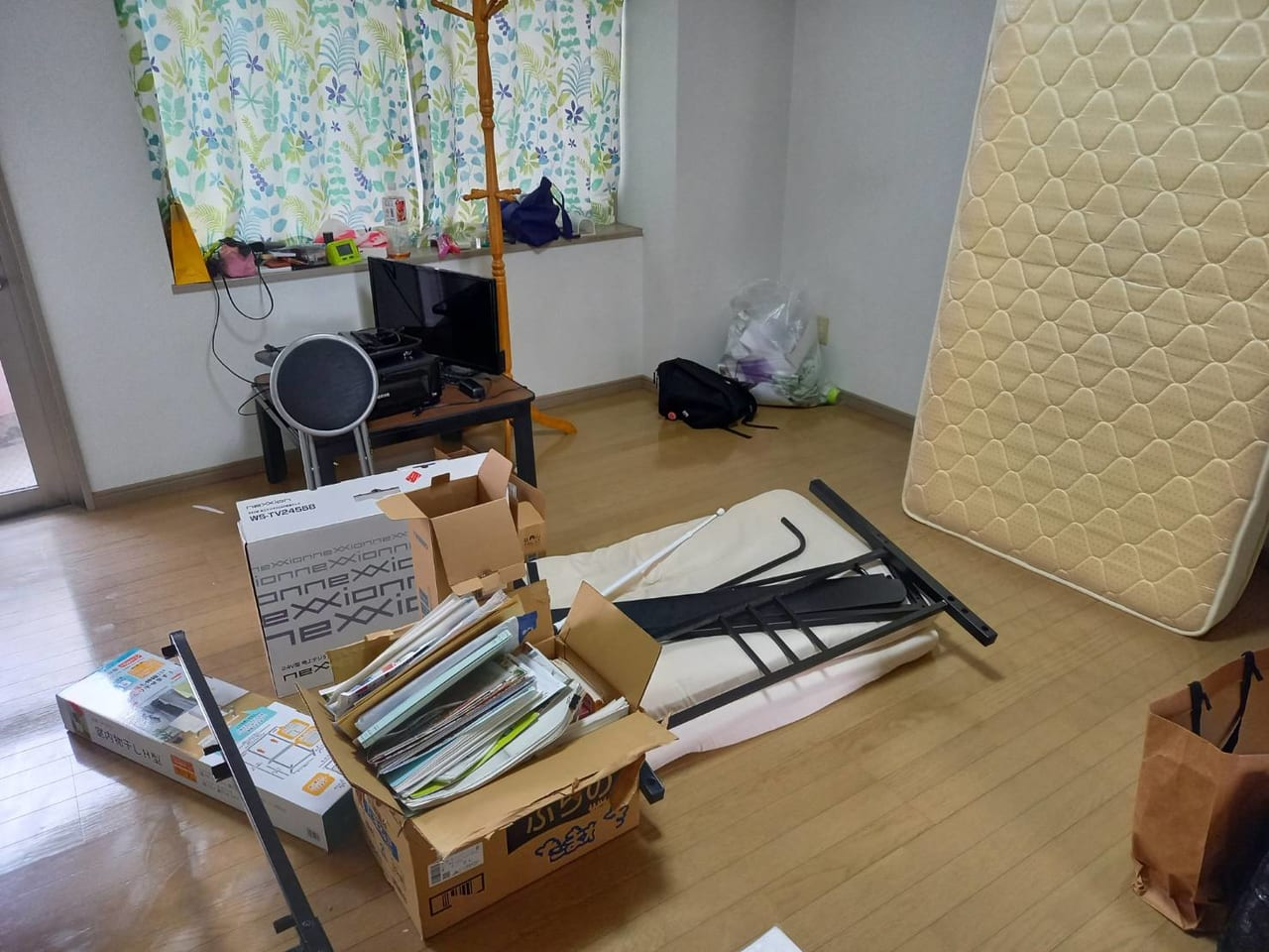 香川県高松市周辺のK様不用品回収前画像