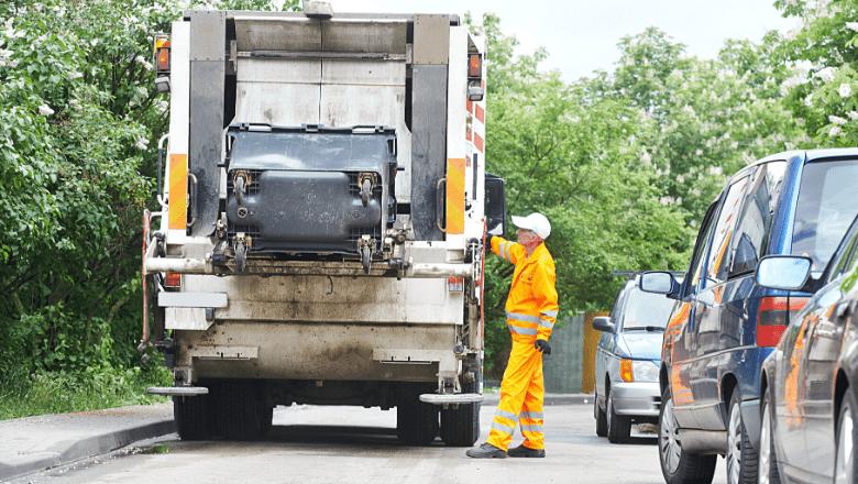 廃品回収車って一般的に言うと?