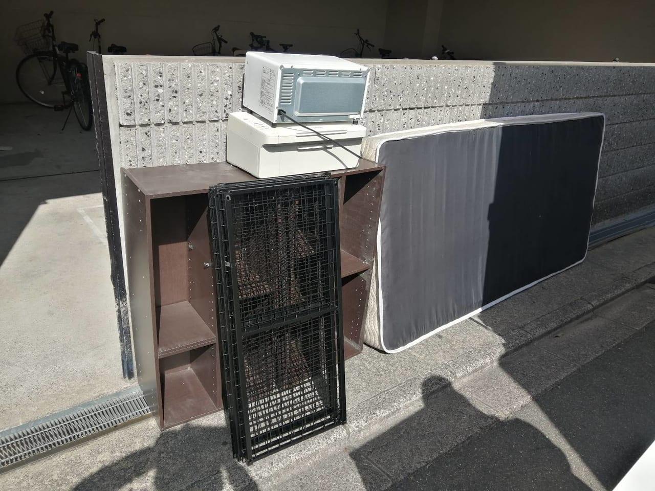 徳島県鳴門市周辺のK様不用品回収前画像